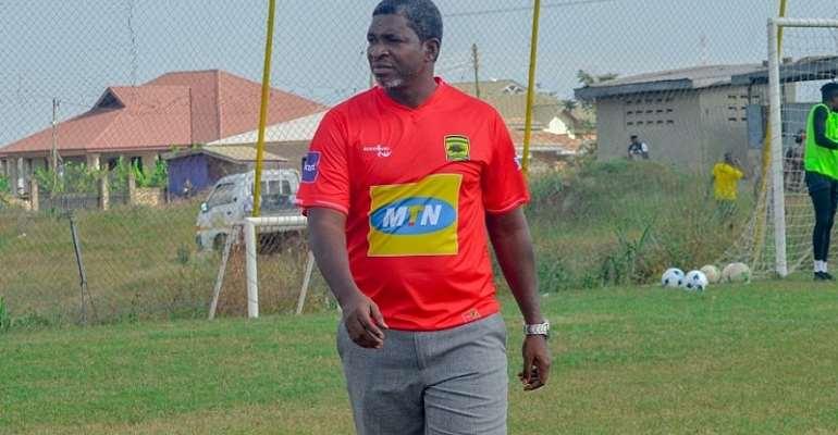 CK Akunnor Congratulates Maxwell Konadu On Asante Kotoko Job