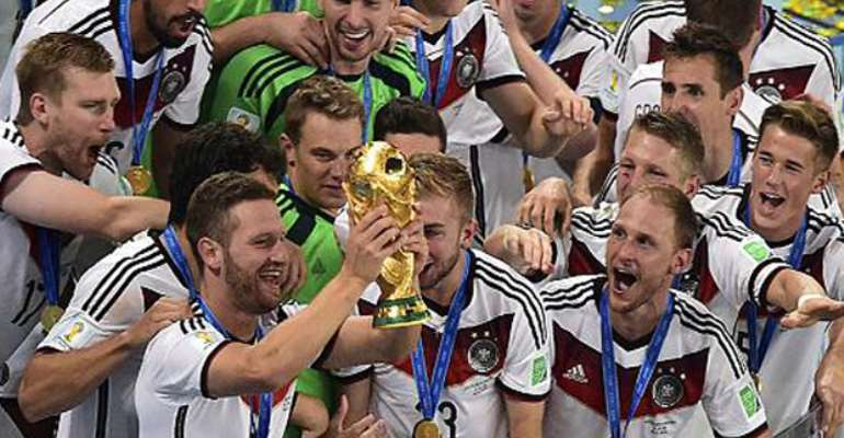 £265,000 Each For Germany If…