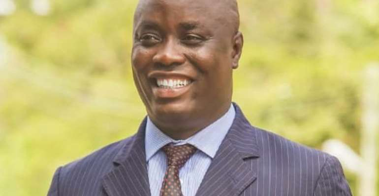 Kingsley Kofi Karikari-Bondzie replaces Horace Ekow Ewusi who has has been suspended indefinitely as 1st Vice Chair of the NPP in the Central Region.