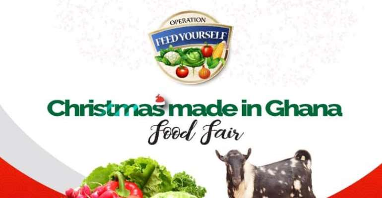 Citi FM's Christmas Made In Ghana Food Fair Is Today