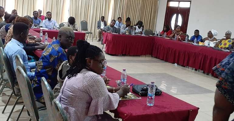 National Peace Council trains members on gender roles in peace building