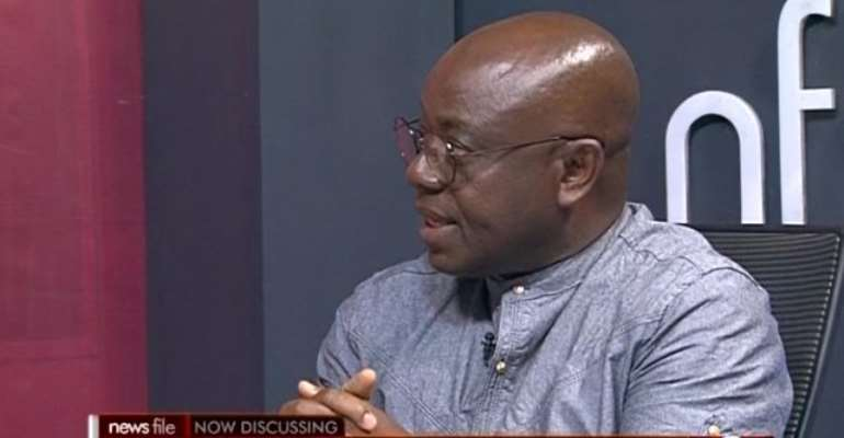 Kwamena Ahenakwa-Quarshie is Head Salaries and Working Conditions for the Ghana National Association of Teachers (GNAT).