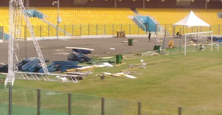 Cardi B Concert At Accra Sports Stadium Reason For President Cup Reschedule