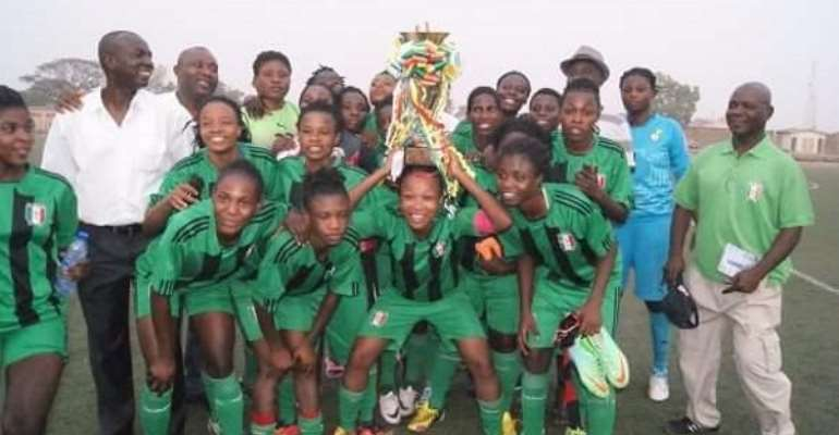 GFA Adopts New Logo For Women's Premier League