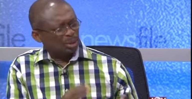 Editor-in-Chief of the New Crusading Guide, AbdulMalik Kweku Baako