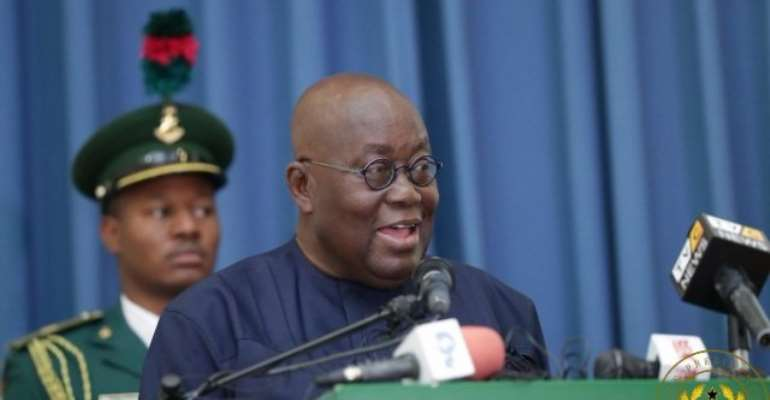 Government to expand SHS infrastructure - Akufo-Addo