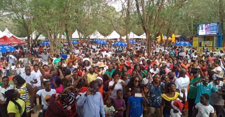 'Joy FM Family Party in the Park' brings life to Legon Botanical Gardens
