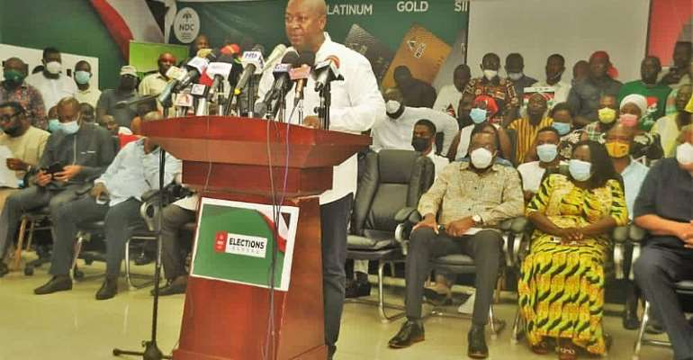 Election 2020: Results rigged and swapped for Akufo-Addo, our evidence will stand the test of time – NDC