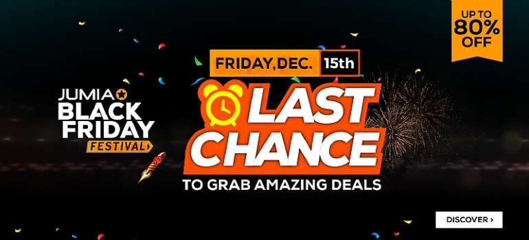 Black Friday's Last Chance For Amazing Deals