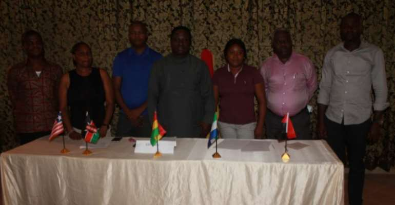 New Africa Amputee Football Federation Formed
