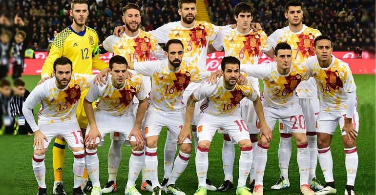 FIFA Threaten To Kick Spain Out Of World Cup