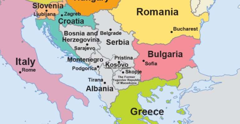 """Western Balkans 2019: Does the EU push the Western Balkans countries to the Russian """"hug""""?"""