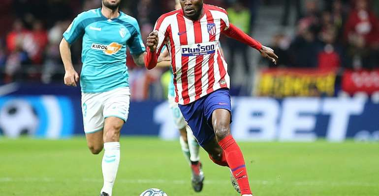 Thomas Partey Features As Atletico Madrid Return To Winning Ways