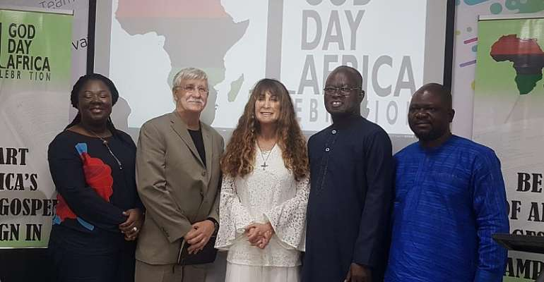 2019 ONE GOD – ONE DAY – ONE AFRICA Gospel Outreach Launched