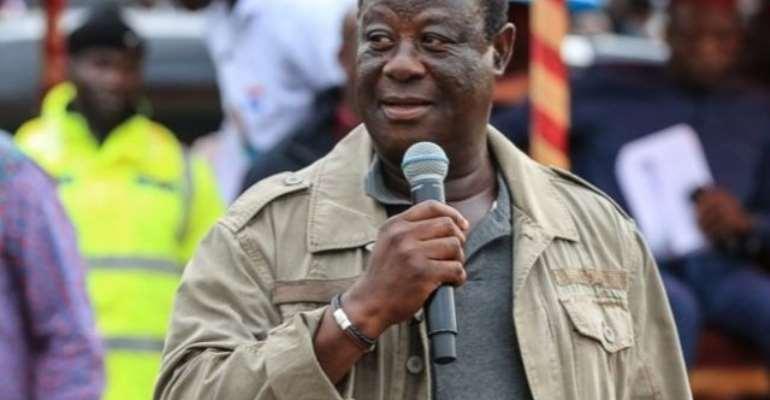 Gov't will no longer condone shoddy road construction – Amoako Atta