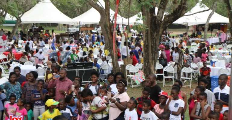 Joy FM Party in the Park 2019 in pictures