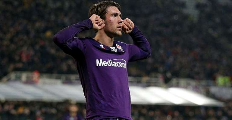 Serie A: Inter Go Top Despite Brilliant Late Fiorentina Equaliser