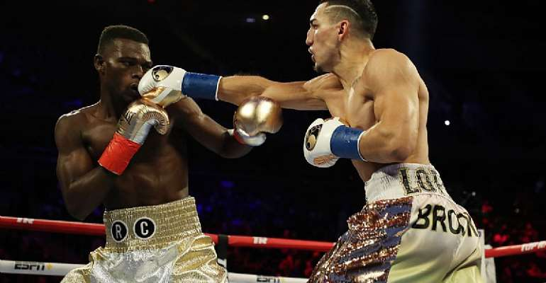 Richard Commey Loses IBF Title To Lopez After Round 2 Knockout