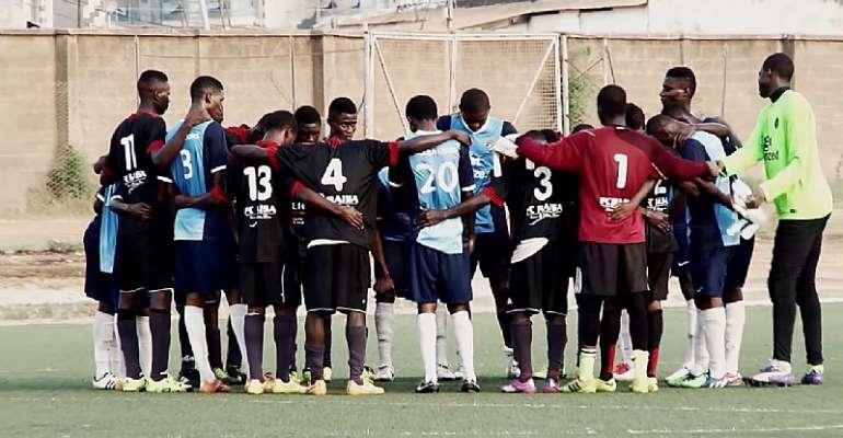 Division One League Club Accra Lions