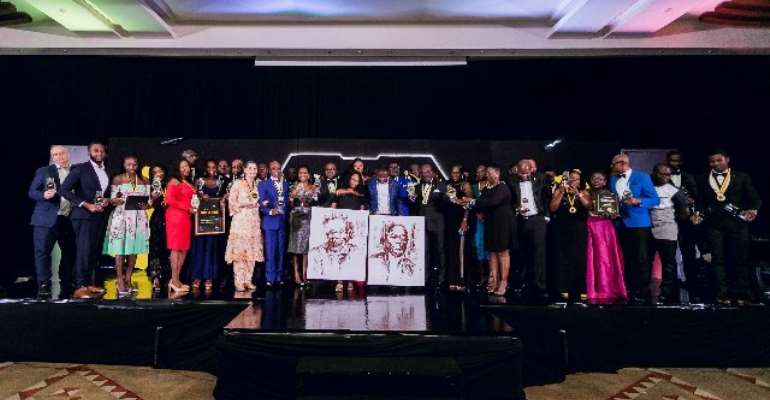 31 companies, 11 individuals honoured at 2019 Oil and Gas Awards
