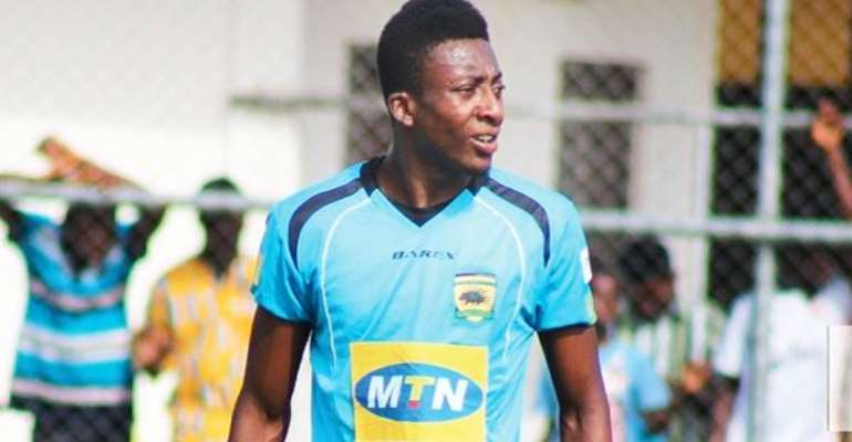 Kotoko's Felix Annan To Become A Free Agent In Three Weeks Time
