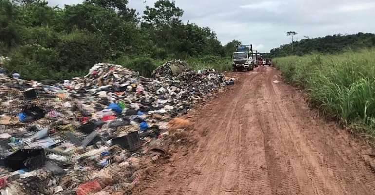 W/R: Takoradi to get first Intergrated Waste Recycling plant within six months