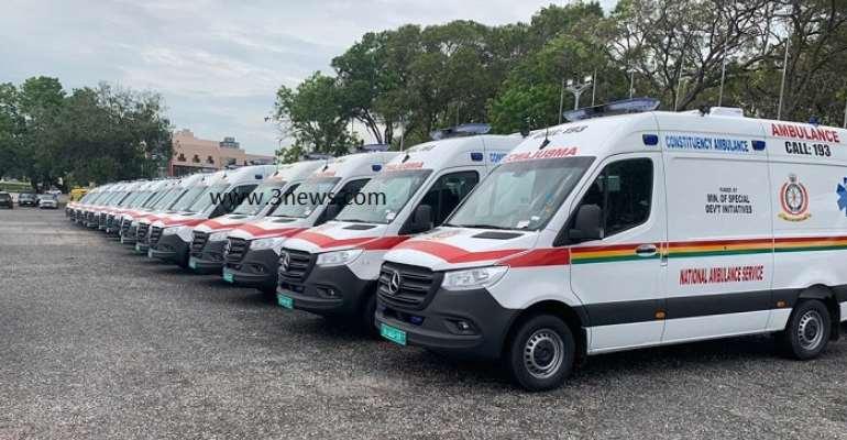 Holding Ambulances Hostage To Politics