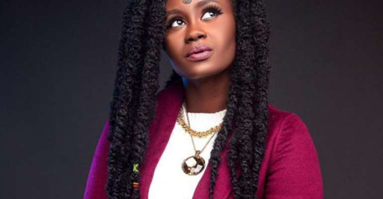 Ghanaian female artistes should invest energy in doing good music rather than beefs – Viyaa