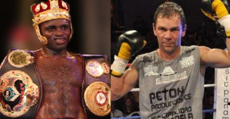 IBO Lightweight Defence: Tagoe Now Faces Saucedo