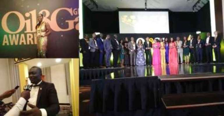 5th Ghana Oil And Gas Awards Honour Industry Players
