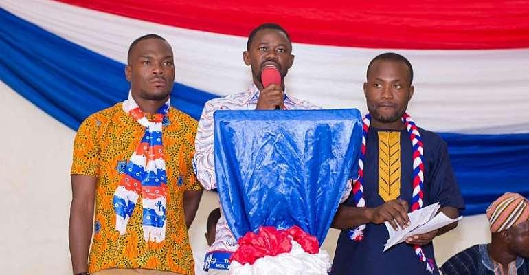 Oti Governor, Abubakar Salifu Hails President Nana Addo