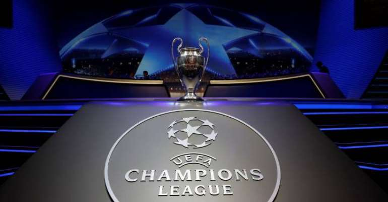 LIVE STREAMING: Watch UEFA Champions League Round Of 16 Draw