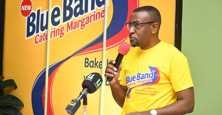 New Blueband 10KG Margarine Now Comes With Rich Buttery Flavour