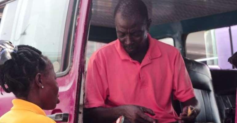 'Trotro' Romance: Driver, Soul 'Mate' Spreading Love In Transit