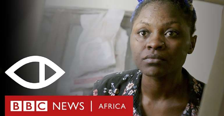 BBC Africa Eye: Kenyan Woman Exposes Sex Traffic Network In India