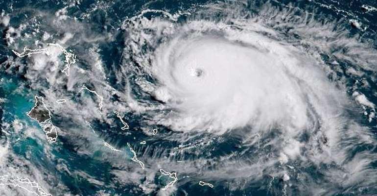 HO / NOAA/RAMMB / AFP