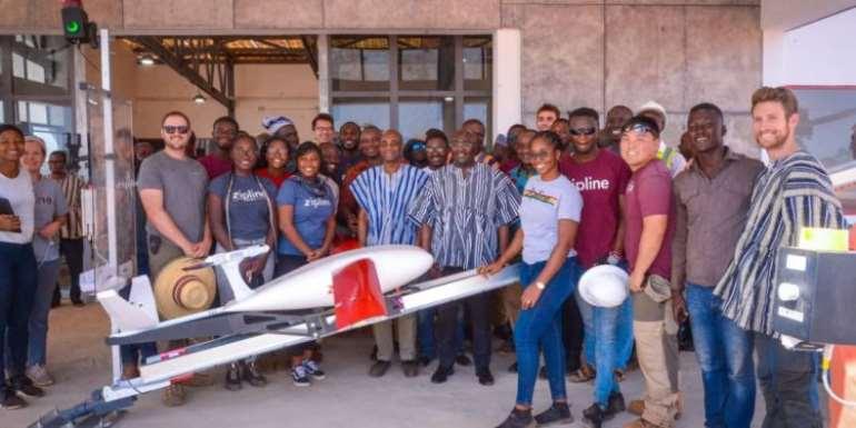 Zipline Technologies Will Fly At Night