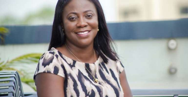 Patricia Obo-Nai is the Chief Executive Officer of Vodafone Ghana