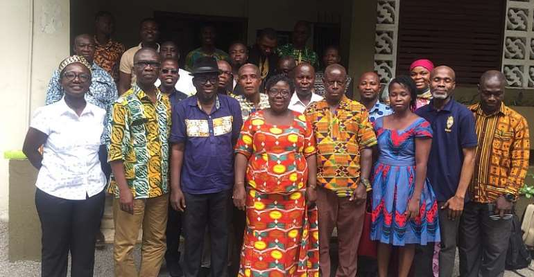GAW Holds Capacity Building Seminar For Regional Executives