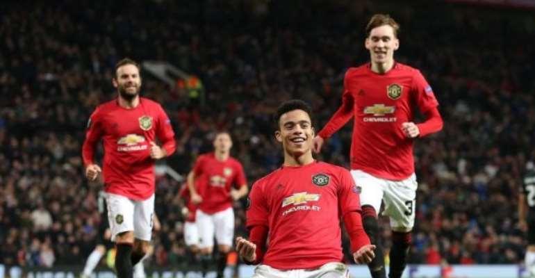 Europa League Draw: Man Utd v Club Bruges, Arsenal v Olympiakos, Wolves v Espanyol
