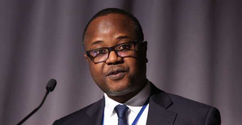 The First Deputy Governor of the BoG, Dr Maxwell Opoku-Afari