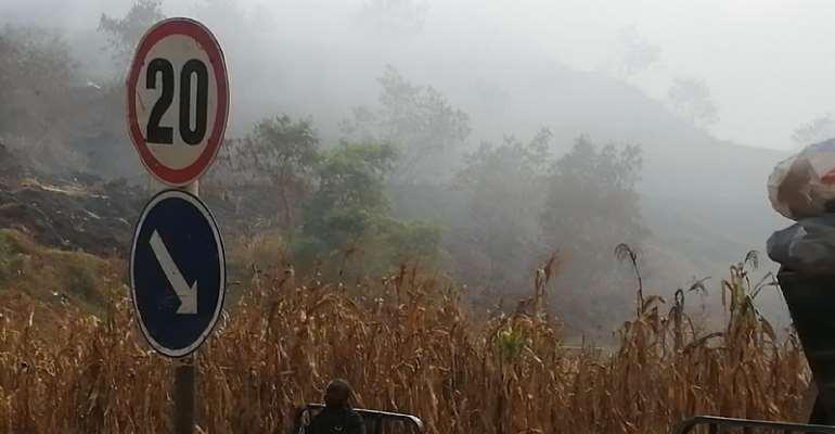 Kumasi: KMA battles four-day-old blaze at Oti landfill site