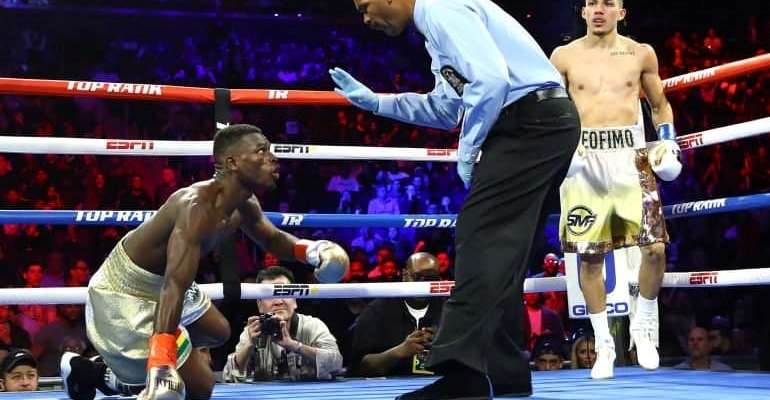 I Will Come Back Stronger And Better To Be A 2 Time World Champ – Richie Commey