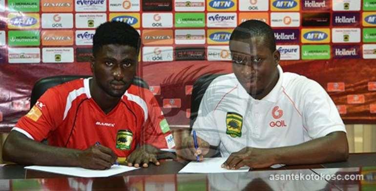 Nea Salamina Coach Backs Former Defender Emmanuel Owusu To Succeed At Asante Kotoko