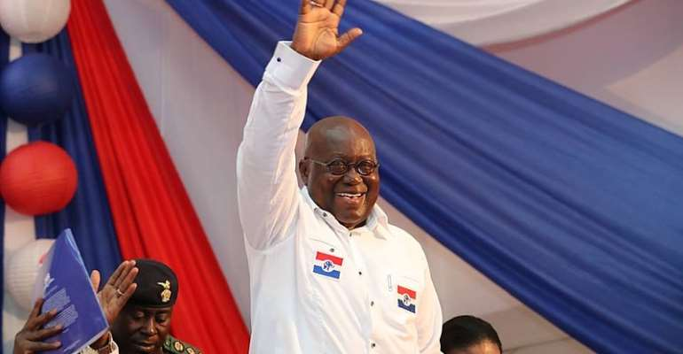 It Has Not Been Easy So Far--Akufo-Addo Admits