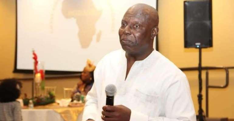 Ghana's Ambassador to the United States, Dr Barfuor Adjei-Barwuah