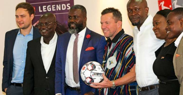 $120m Investment Needed To Revive Ghana Football - Kuffour
