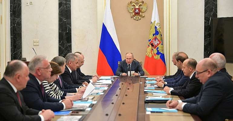 Russia To Implement Military Cooperation Strategy With Foreign States