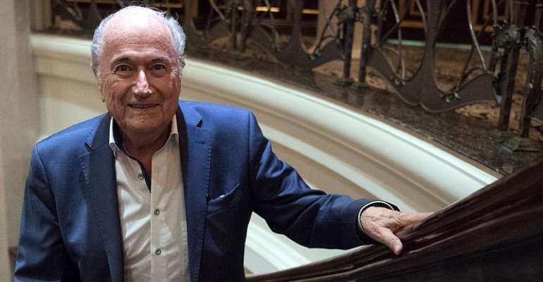 Fifa Goes To Court To Recover $2 Million From Blatter, Platini