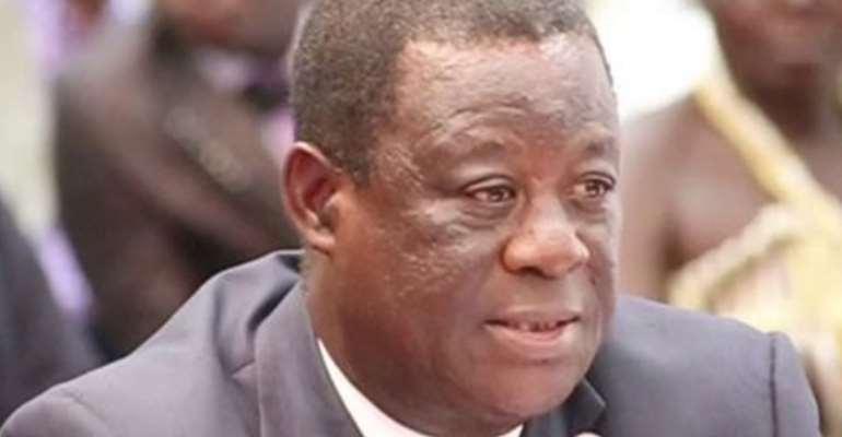 Kwasi Amoako-Atta, Minister of Roads